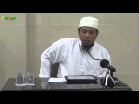 Ust. Abdurrahman Jihad - Bulughul Maram ( Bab Wudhu Bag. II )