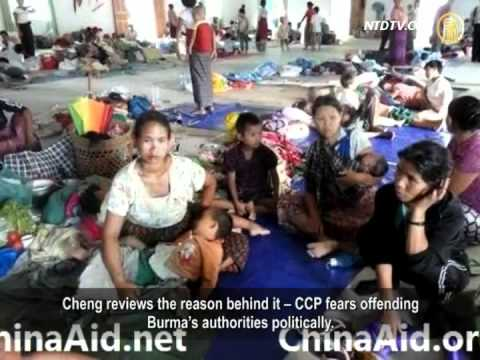 CCP Refuses Burmese Refugees