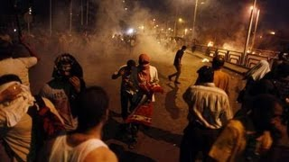 Is Egypt Falling Into a Bloody Civil War? 7/9/13