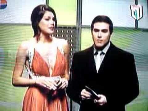 Marianne Cruz en Premios Casandra 2008