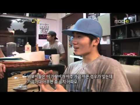 BBOY LIFE IN KOREA feat  JINJO FUSION MC