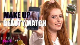 BEAUTY MATCH : TUTO MAKE UP