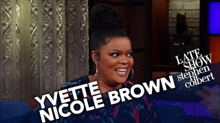 Yvette Nicole Brown Wishes Trump Wouldn