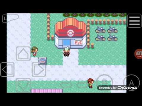 My boy Pokemon Emerald ♢ Cheat Codes!!