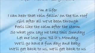 Download Lagu Lifer - Florida Georgia Line Lyrics Gratis STAFABAND