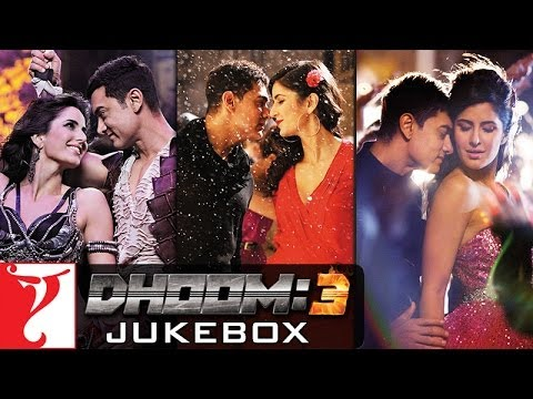 DHOOM:3 - Full Song Audio Jukebox