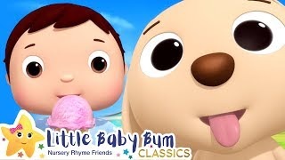 Cute Animals Song! +More Nursery Rhymes & Kids Songs - ABCs and 123s | Little Baby Bum