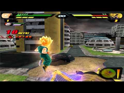 DragonBall Z: Budokai Tenkaichi 2 (PS2) walkthrough - The Heros...