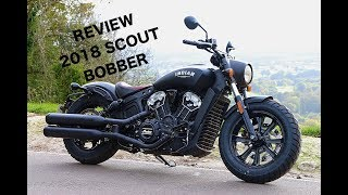 2018 Indian Scout Bobber Ride Review