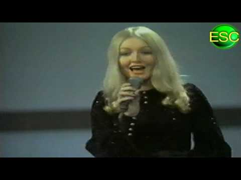 ESC 1970 07 - United Kingdom - Mary Hopkin - Knock, Knock, Who's There?