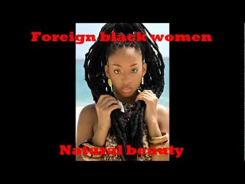 The difference between foreign black women and African american women
