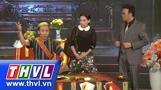 Video clip THVL | Danh hài đất Việt - Tập 30: Ai dựa, dựa ai - Chí Tài, Phi Nhung, Trấn Thành, Tiến Luật