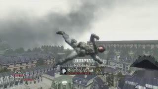 MW3 SNIPER TRICKSHOTS OUT OF THE MAP