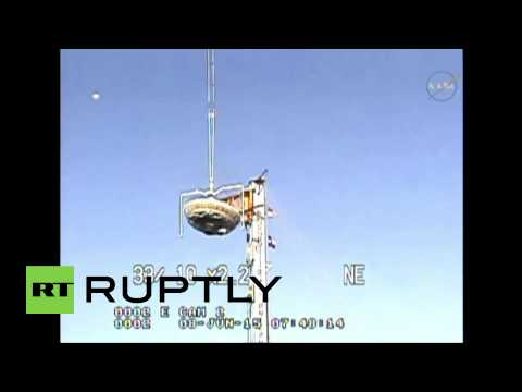 USA: NASA launch Low-Density Supersonic Decelerator successfully