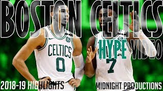 2019-2020 Boston Celtics Hype Video | EMOTIONAL & MOTIVATIONAL NBA MIX