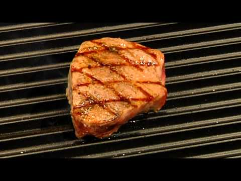 How to Grill Buffalo Steaks : Recipes for Steaks