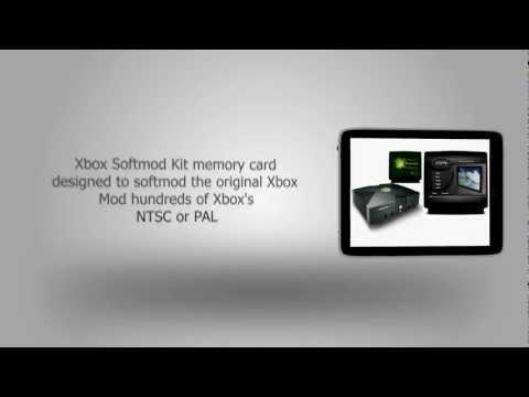 Mod Original Xbox (Xbox Softmod Kit) NTSC or PAL
