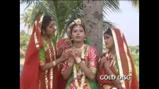 New Bangla Full Pala Kirtan   Mathur   Sri Krishna Leela   Gold Disc