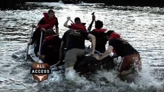 Texas Basketball Navy SEAL Team PT All Access Longhorn Network