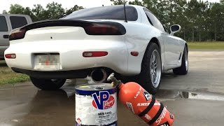 Twin Turbo Mustang 5.0 vs Nitrous LS1 Mazda RX-7, Turbo CRX, Trailblazer SS, Procharged 5.0 & more!