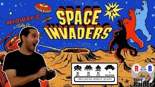 40 Years of Space Invaders - Retro Raider