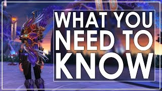 Guide: WoW Legion's Brand New Mythic+ Dungeons! [Gearing, Keystones & More!]