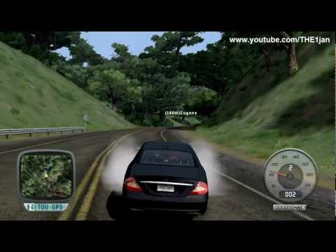 Test Drive Unlimited 1 - Gameplay [HD]