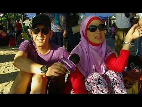 Kebersamaan Citra Kirana dan Andy Arsyl di Bali - Intens 2 Juni 2014