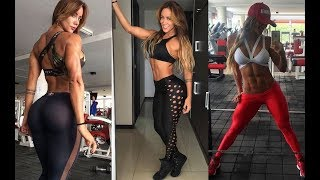 SONIA ISAZA I Leg Workout