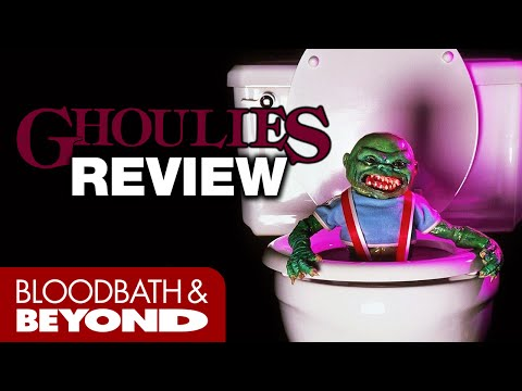 Ghoulies (1984) - Horror Movie Review