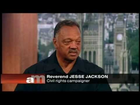 Rev. Jesse Jackson talk about Hip Hop, Civil Rights and President Barack Obama