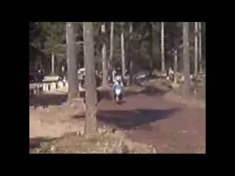The Girls riding dirtbikes in Easter Washington.avi Video