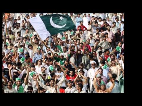 Pakistan Patriotic Song - Pa Pakistan Waya Salaam Zama - Milli Naghma video