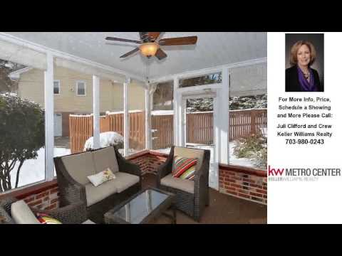 9203 Talisman Drive, Vienna, VA Presented by Juli Clifford.