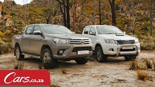 New Hilux vs Old Hilux - An Expert's Opinion on What's Changed streaming