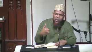 Aqeedah 101 (Episode 38) - Shaykh Abu Usamah At-Thahabi