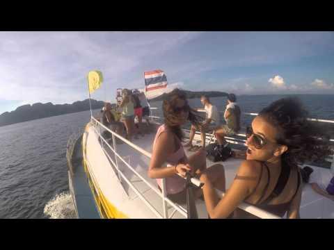 Backpacking South East Asia | GoPro Hero4 | Music: Parov Stelar - The Sun