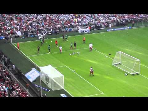 FC Bayern München Training at Allianz Arena! 1080p HD!