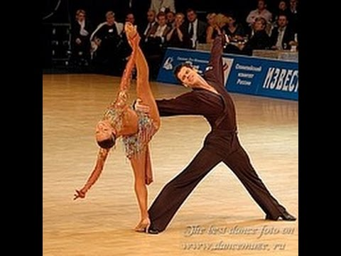 Бальные танцы латина, самба