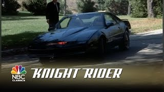 Knight Rider - Kitt vs. Karr   NBC Classics