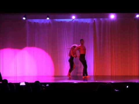 Латинские танцы, они очень здорово танцуют!