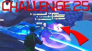Fortnite Save The World (Gameplay) - Horde Challenge 25
