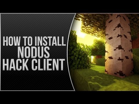 Minecraft 1.5.2! - How to Install Nodus for Minecraft 1.5.2 (WORKING!)