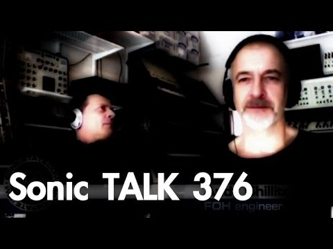 Sonic TALK 376- On Tour With Courtney Love, Live Digital Revolution