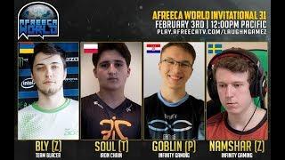 Afreeca World Invitational #31 - TvP - souL vs Goblin
