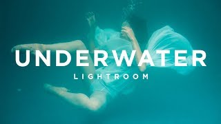 UnderWater Lightroom Tutorial - Como Editar Fotos con Agua Español