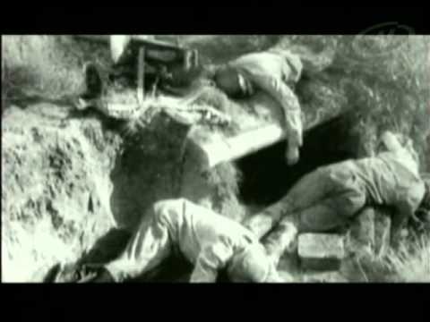 первый день войны-немцы в шоке