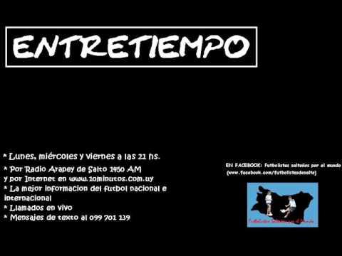 Entretiempo - 22/3/13 - Programa Nº 36 (Uruguay 1 - Paraguay 1 // Post partido desde el Centenario)