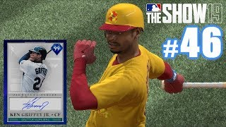 99 GRIFFEY DEBUT! | MLB The Show 19 | Diamond Dynasty #46