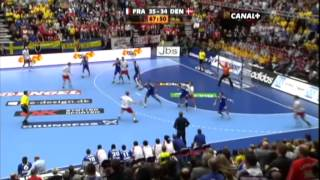 Mondial 2011 finale (fin match) - Danemark 35-37 France [2011-01-30]